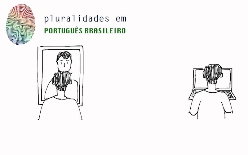 Pluralities in Brazilian Portuguese: Language MOOCs, design and multimodality